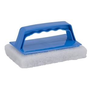 Scrubby houder met pad