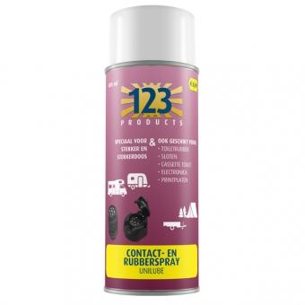 Unilube contact- en (natte) rubberspray